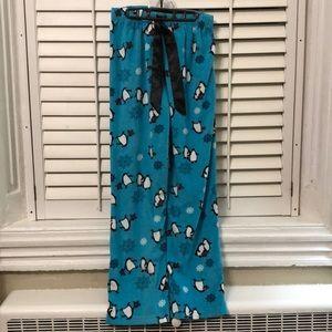 Penguin pajama pants